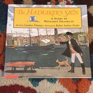 Book - The Hatmaker's Sign